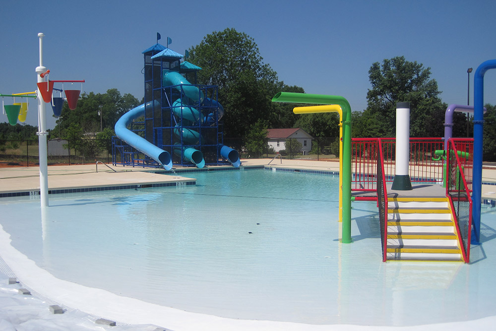 Cherokee YMCA Waterpark